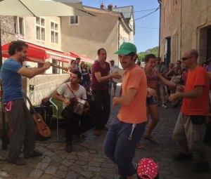 danse rue